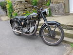 1949 AJS 497cc Model 18S Frame no. 44753 Engine no. 49/18 11734B
