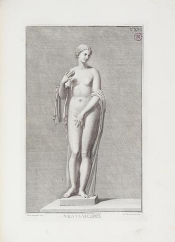 GORI (ANTONIO FRANCISCO) Statuae antiquae, 1734