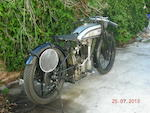 1929 Norton 490cc CS1 Frame no. 38782 Engine no. CS39087