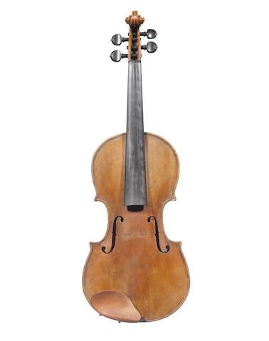 A Neapolitan Violin of the Ventapane School circa 1830 (2)