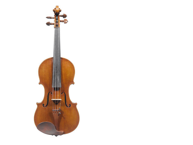 A Violin by Domenico Fantin, Varese, 1977 (3)