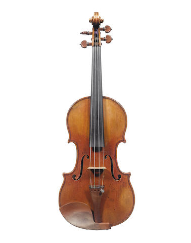 A French Violin probably by Nicolas Lupot, Paris 1805 (3)