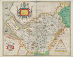 SAXTON (CHRISTOPHER) An Atlas of England and Wales, 35 MAPS COLOURED IN A CONTEMPORARY HAND, 1579
