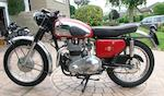 1961 Matchless 650cc G12 CSR Frame no. A78499 Engine no. G12CS X5760
