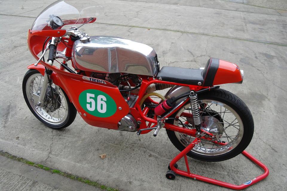 Ducati 250cc Racing Motorcycle Engine no. DM 250 M3 112166