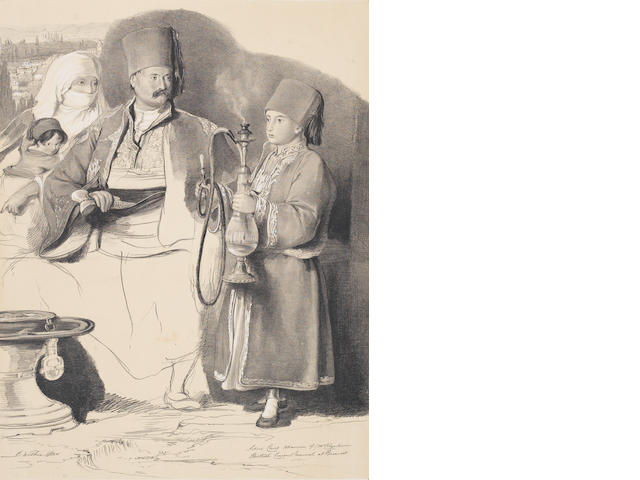WILKIE (DAVID) Sketches in Turkey, Syria & Egypt, 1840 & 1841