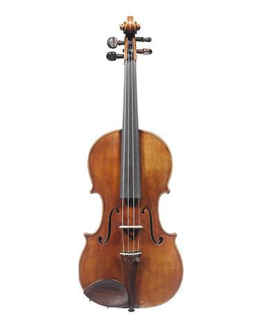A Violin by Joannes Franciscus Pressenda, Torino, 1840 (2)