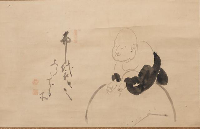 Hakuin Ekaku (1686-1769) 18th century