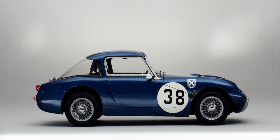 1961 Austin-Healey Sprite Two-Seat Grand Touring Coupe  Chassis no. AN5 47402