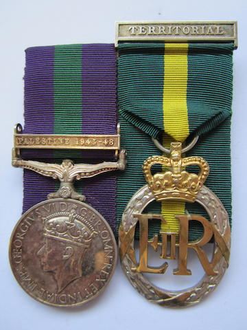 Pair to Captain H.W.Trusted, Royal Army Medical Corps,
