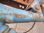 1955 James 199cc Colonel Trials Project Frame no. 55K12 1891 Engine no. 20T 3809