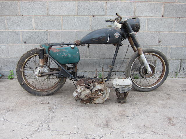c.1958 Matchless 348cc G3LS Project Frame no. A63962 Engine no. 53/G3L 1415C