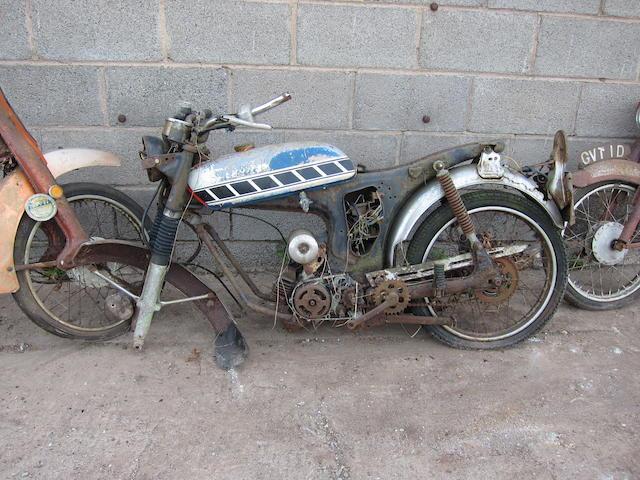 c.1974 Yamaha 49cc FS-1E Project