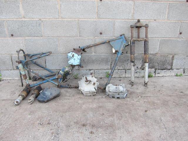 1951 AJS 497cc Model 18S Project Frame no. 70230 Engine no. M51/18S 17026