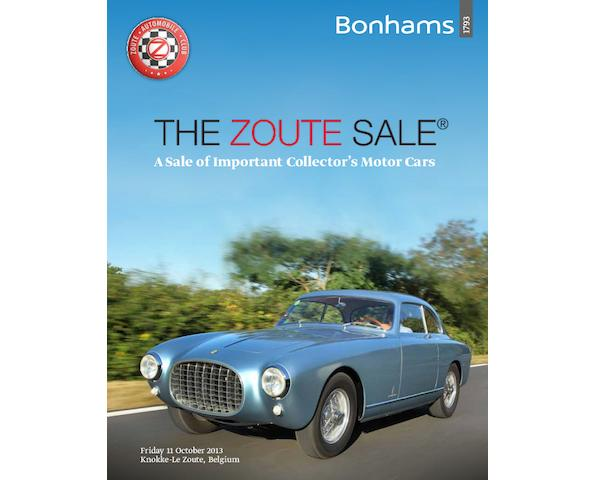 The Zoute Sale