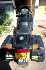 Property of a deceased's estate,1988 BMW 740cc K75 Frame no. 6218172 Engine no. 23884037