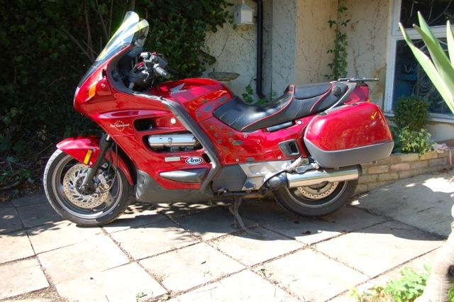 Property of a deceased's estate,1992 Honda ST1100-N Pan European Frame no. 2201208 Engine no. 2202432