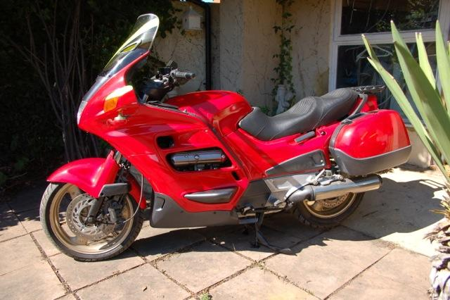 Property of a deceased's estate,1999 Honda ST1100A-X Pan European Frame no. 3XM300601 Engine no. E2903414