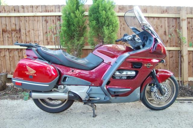 Property of a deceased's estate,2002 Honda ST1100-Y Pan European Frame no. XYM402115 Engine no. 3007094