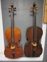 An English Cello, Banks School circa 1810 (2)