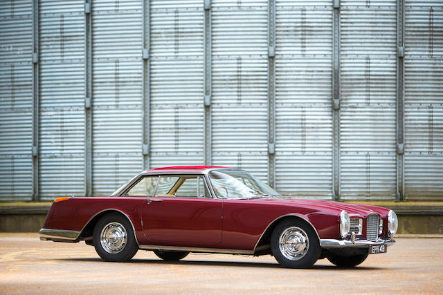 Ex-Ringo Starr, Earls Court Motor Show,1964 Facel Vega II Coupé  Chassis no. HK2B 160 Engine no. 277614