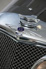 1937 SS100 Jaguar 2½-Litre Roadster  Chassis no. 18083
