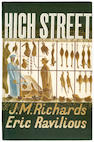 RAVILIOUS (ERIC) - RICHARDS (J.M.) High Street, FIRST EDITION, 1938