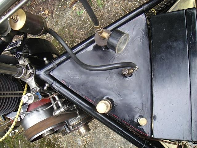 1904 Cyklon 3 1/2hp Cyklonette Tri-car  Chassis no. 42 Engine no. 42