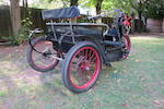 1904 Cyklon 3 1/2hp Cyklonette Tri-car  Chassis no. 42 Engine no. 42