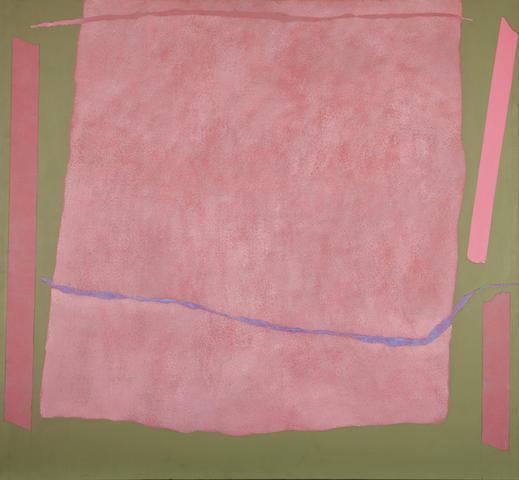 Theodoros Stamos (Greek/American, 1922-1997) Lefkada Series 132 x 143 cm.