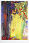 Gerhard Richter (German, born 1932) Victoria I & II (Butin p.283, p.284) Thee pair of offset lithographs printed in colours, 2003, each on wove, each signed and dated in pencil, published by Achenbach Art Edition, Dusseldorf, each with full margins, each 800 x 600mm (31 1/2 x 23 5/8in) (SH) (unframed) (2)