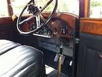 1929,Rolls-Royce 20/25hp 'Top Hat' Limousine Chassis no. GDP12 Engine no. A4F