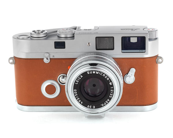 Leica MP Hermes Edition, 2003,