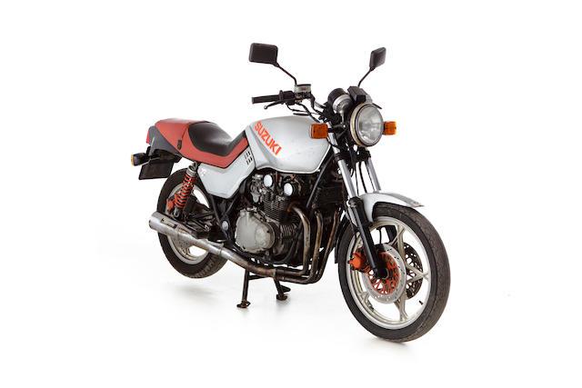 1982 Suzuki GS650 Katana Frame no. GS650GD102568 Engine no. GS650G 112787