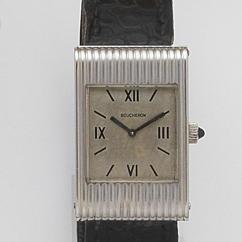 Omega. A lady's 18ct white gold manual wind wristwatch Case No.BT1903255, Movement No.22878716, Circa 1965