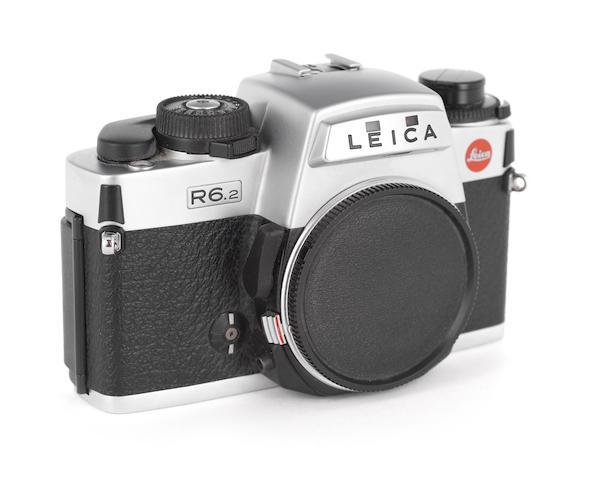 Leica R6.2, 1990,