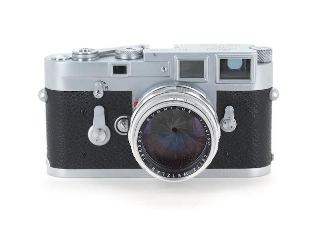 Leica M3, 1963,