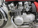 c.1978 Kawasaki Z650 B2 Frame no. KZ650B 039584 Engine no. KZ650BE 081889