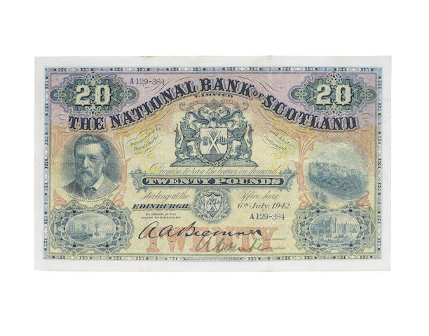 National Bank of  Scotland Ltd,