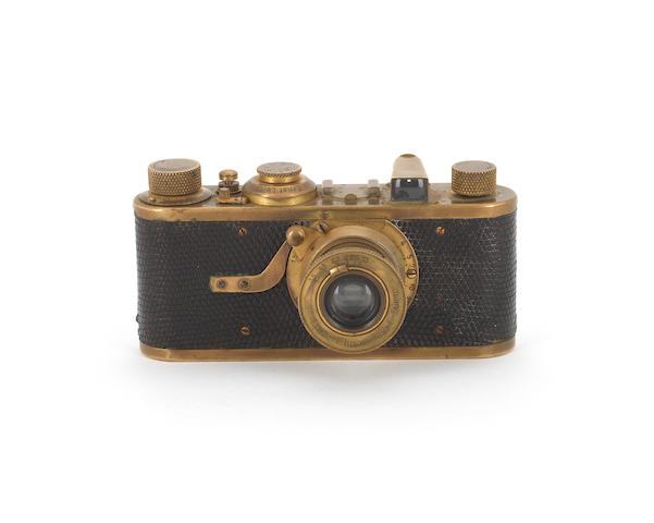 A rare Leica Luxus 1, 1930,