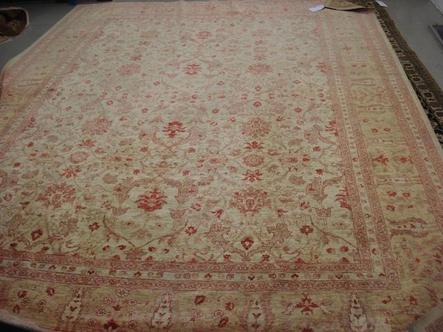 A Ziegler design carpet, 376cm x 279cm
