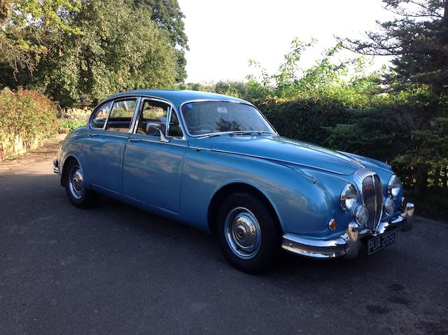 1966 Daimler V8 250 Sports Saloon  Chassis no. 1A11549BW Engine no. 7A12195