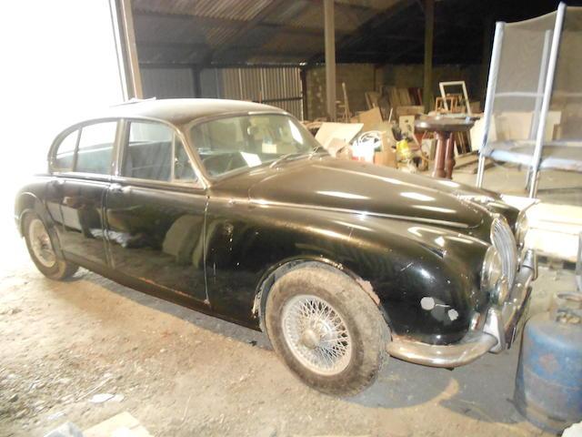Property of a deceased's estate,1968 Jaguar 340 Sports Saloon  Chassis no. 1J51288N Engine no. 7J516038