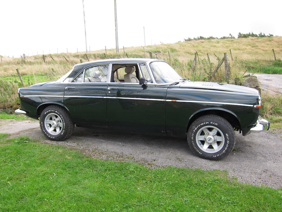 1970 Rover 3½-Litre 4x4 Coupé 'Strange Rover' by Overfinch  Chassis no. 84504872