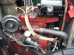 1933 Morris Minor 8hp Two-door Sliding Head Saloon Chassis no. 26797 Engine no. 27308