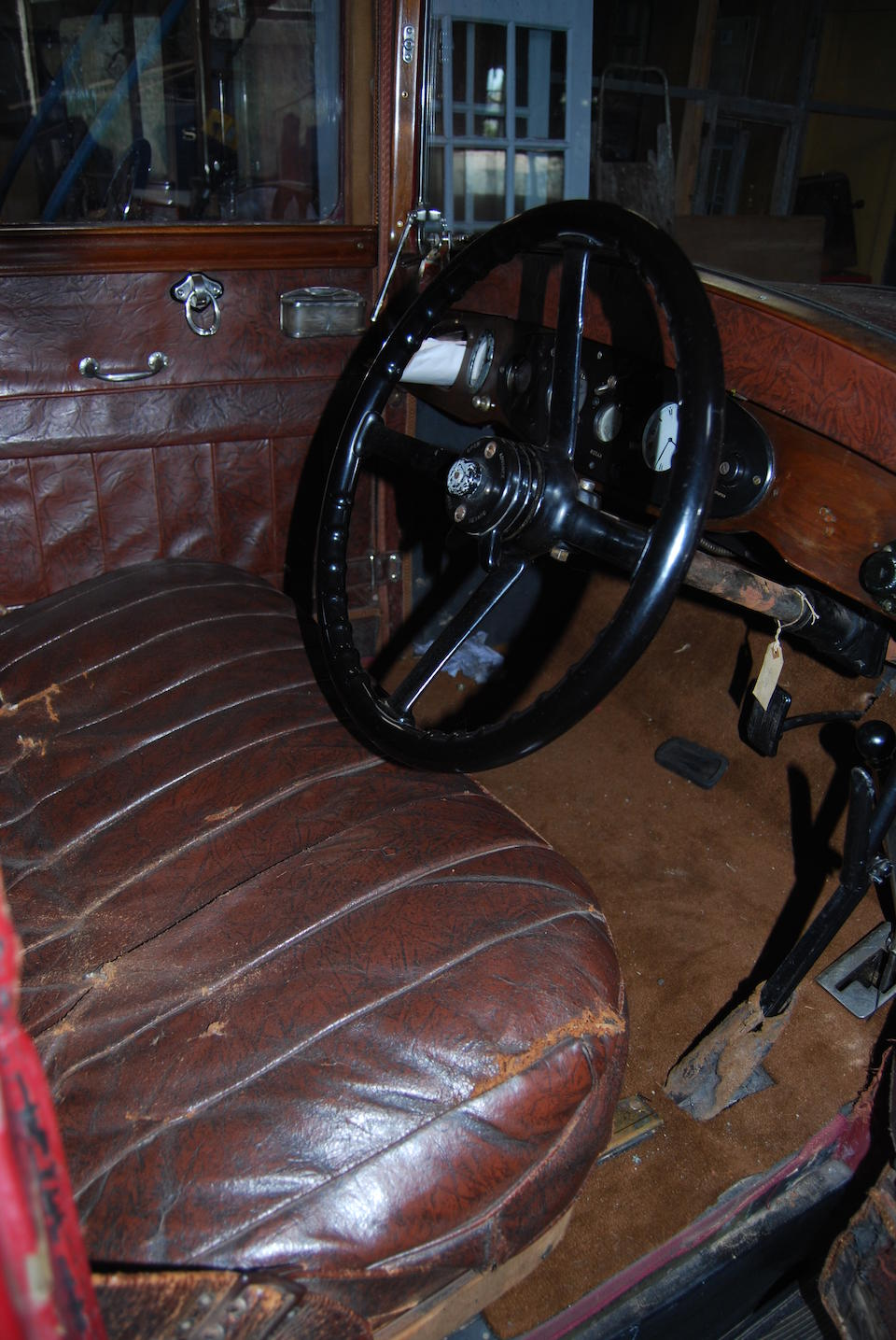 1930 Crossley 15.7hp Six Saloon  Chassis no. 81062 Engine no. 81053