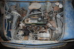 1965 Morris Mini Minor Saloon Project Chassis no. M/A2S4/345101 Engine no. AM-U-H97508