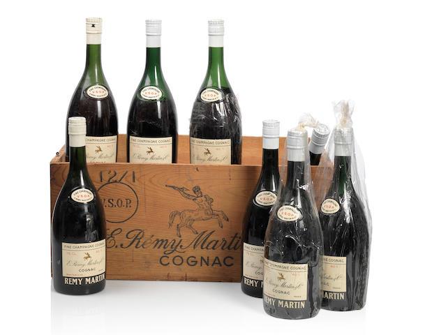 Rémy Martin V.S.O.P Cognac 1950s (8)