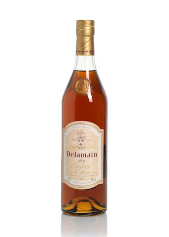 Delamain Grande Champagne 1950