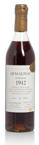 Ryst-Dupeyron 1942 Armagnac